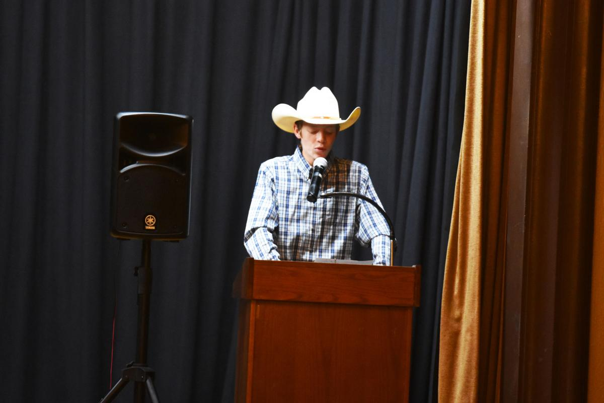 Cowboy poetry event celebrates spirit of the West