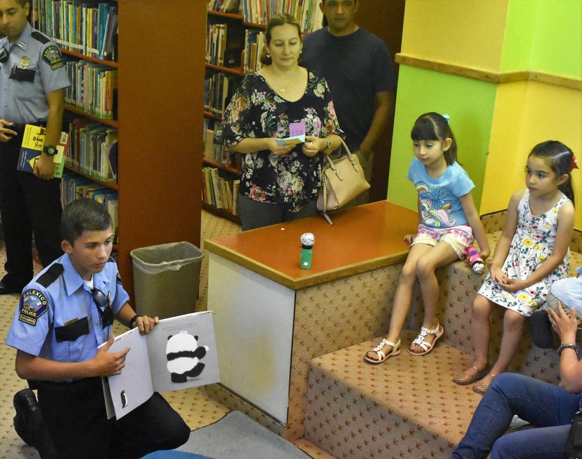 Library kicks off summer reading program