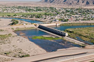 The Morelos Dam