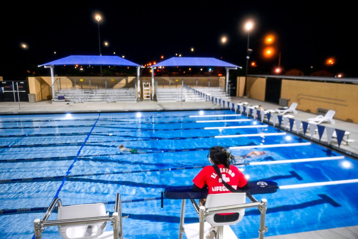Library, aquatic center reopen with new safety guidelines