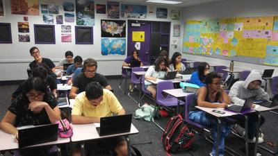 Photo: Acadec makes learning fun