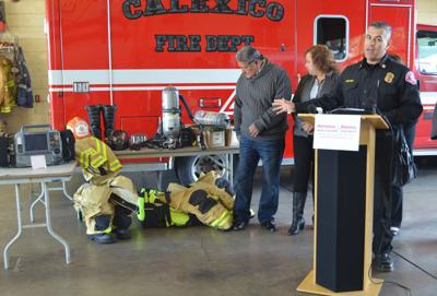 Heffernan $315K donation enhances Calexico fire services