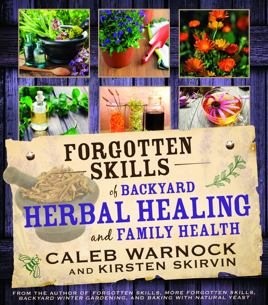 Book review: 'Forgotten Skills of Backyard Herbal Healing and Family Health' is a great intro into herbal world