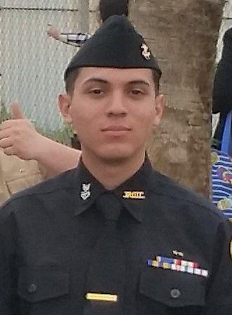 Calexico High School Navy JROTC Cadet of the Week: Michael Anguiano