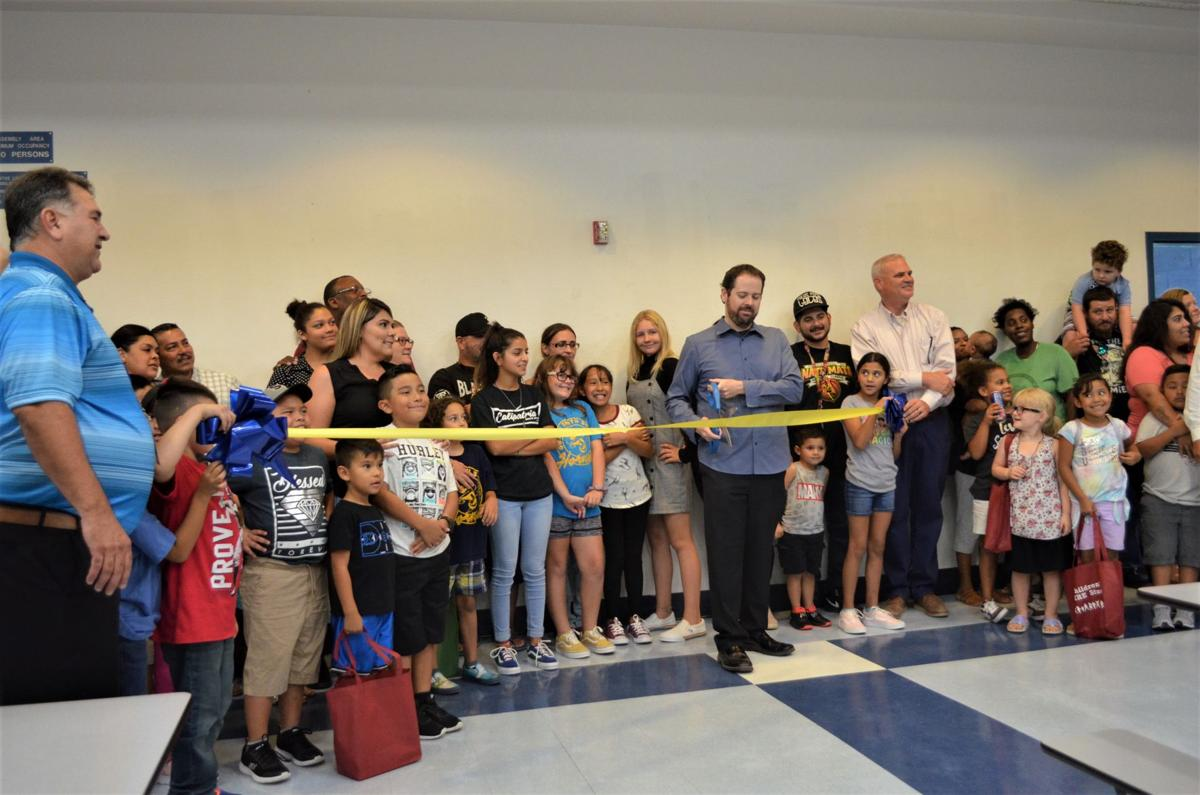 Grace Smith school debuts air filtration system