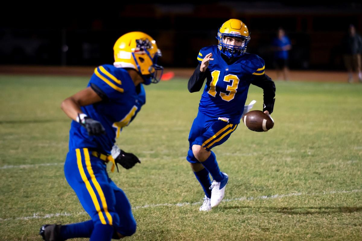 Key turnovers cost Tigers against Brawley