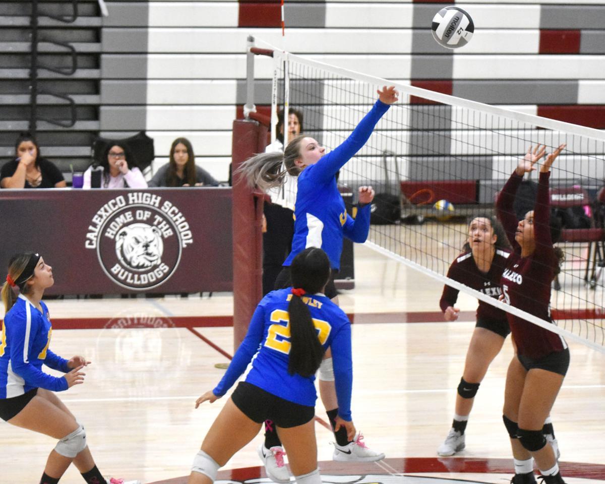 Wildcats keep pace in IVL hunt with win over Calexico