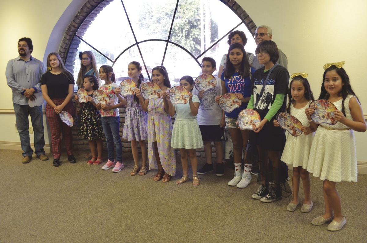 Classes teach Calexico students art, history
