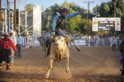 RODEO: Week of events culminates with rodeo
