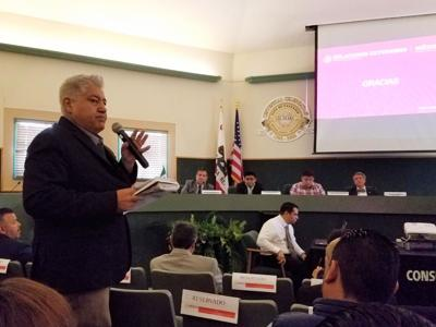 Forum discusses gun trafficking from US to Mexico
