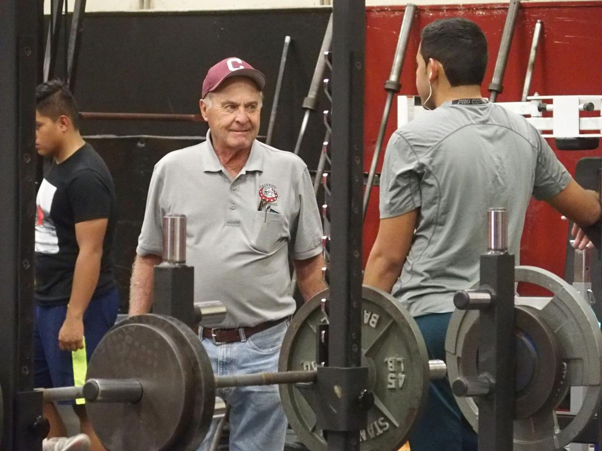 John Tyree returns to football, takes helm of Calexico High