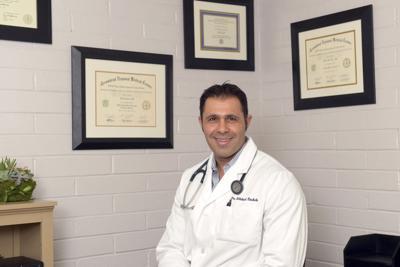 Dr. Alidad Zadeh, ANZ Clinics, Inc.