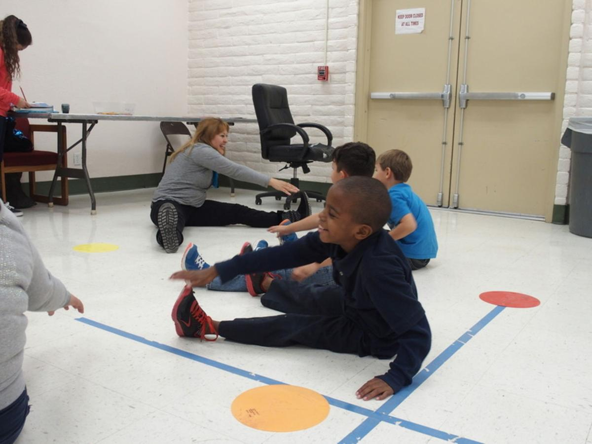 Project CHAMPS, a new program for the city of El Centro, aims to get youth on a healthy track