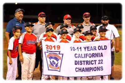 Imperial All-Stars claim 11U crown