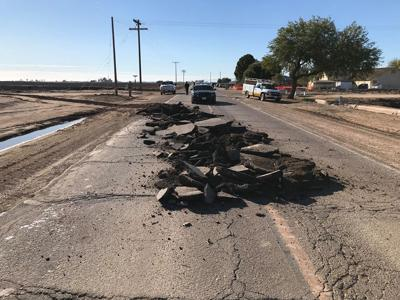 Valley Briefs: Severe damage closes Holt Road