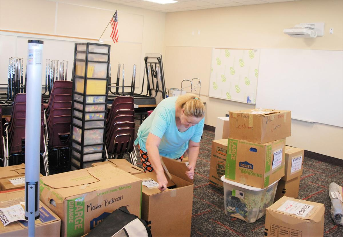 Crunch time: Preparation time for opening of Imperial Cross Elementary down to days