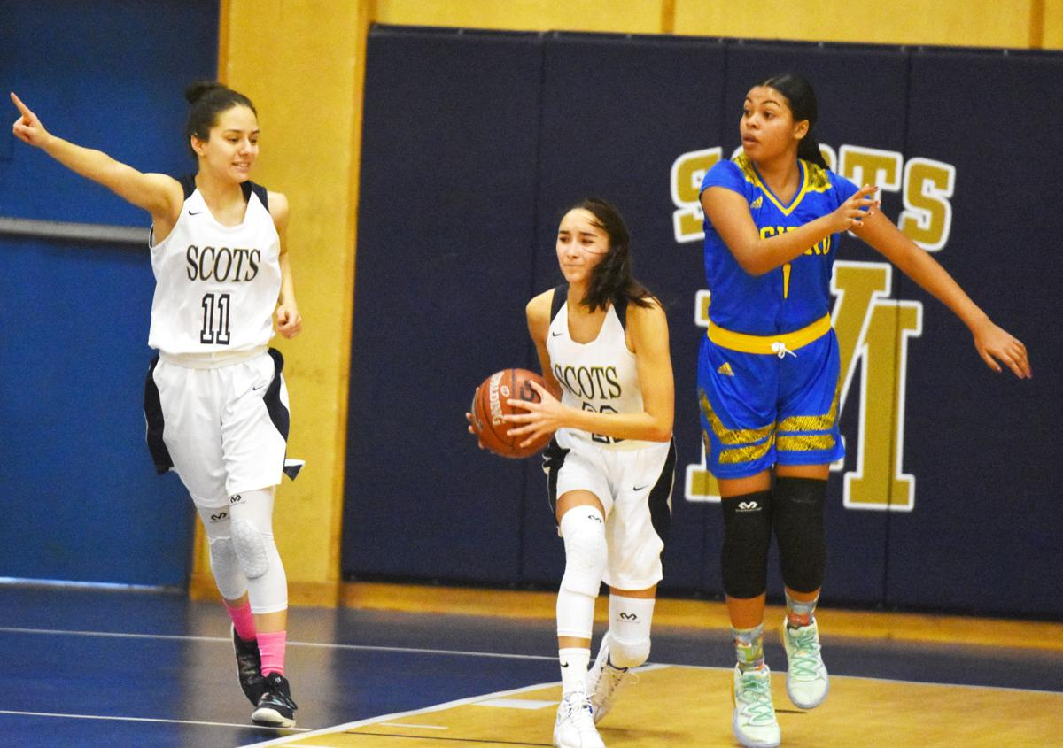 Guard Swift powers Vincent Memorial to 12th straight win