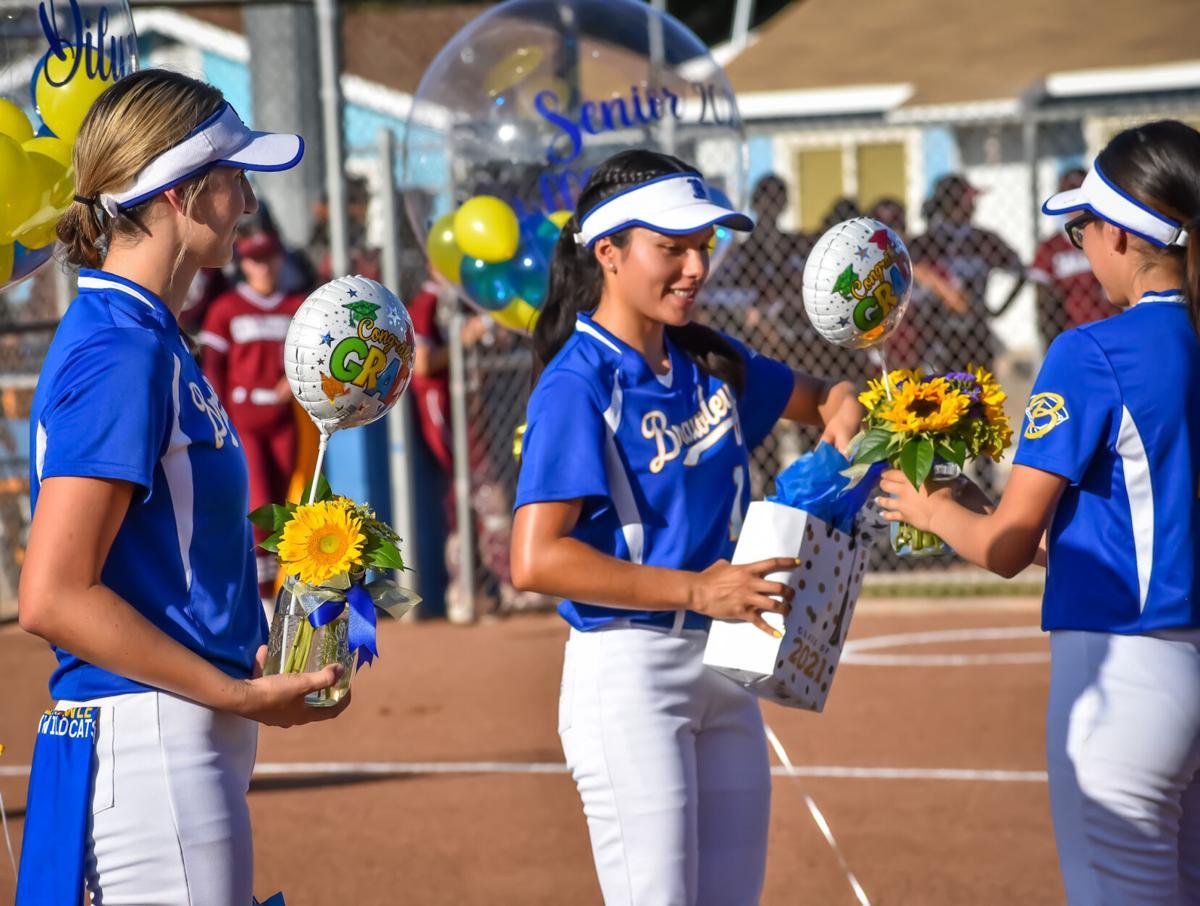 Brawley takes IVL softball crown