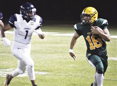 Vikings cruise past Yuma with strong second half