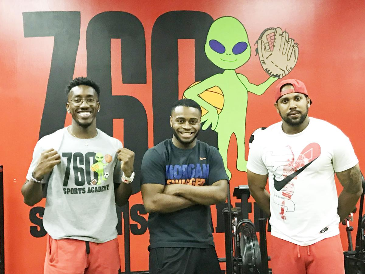 760 Sports Academy builds confidence, endurance