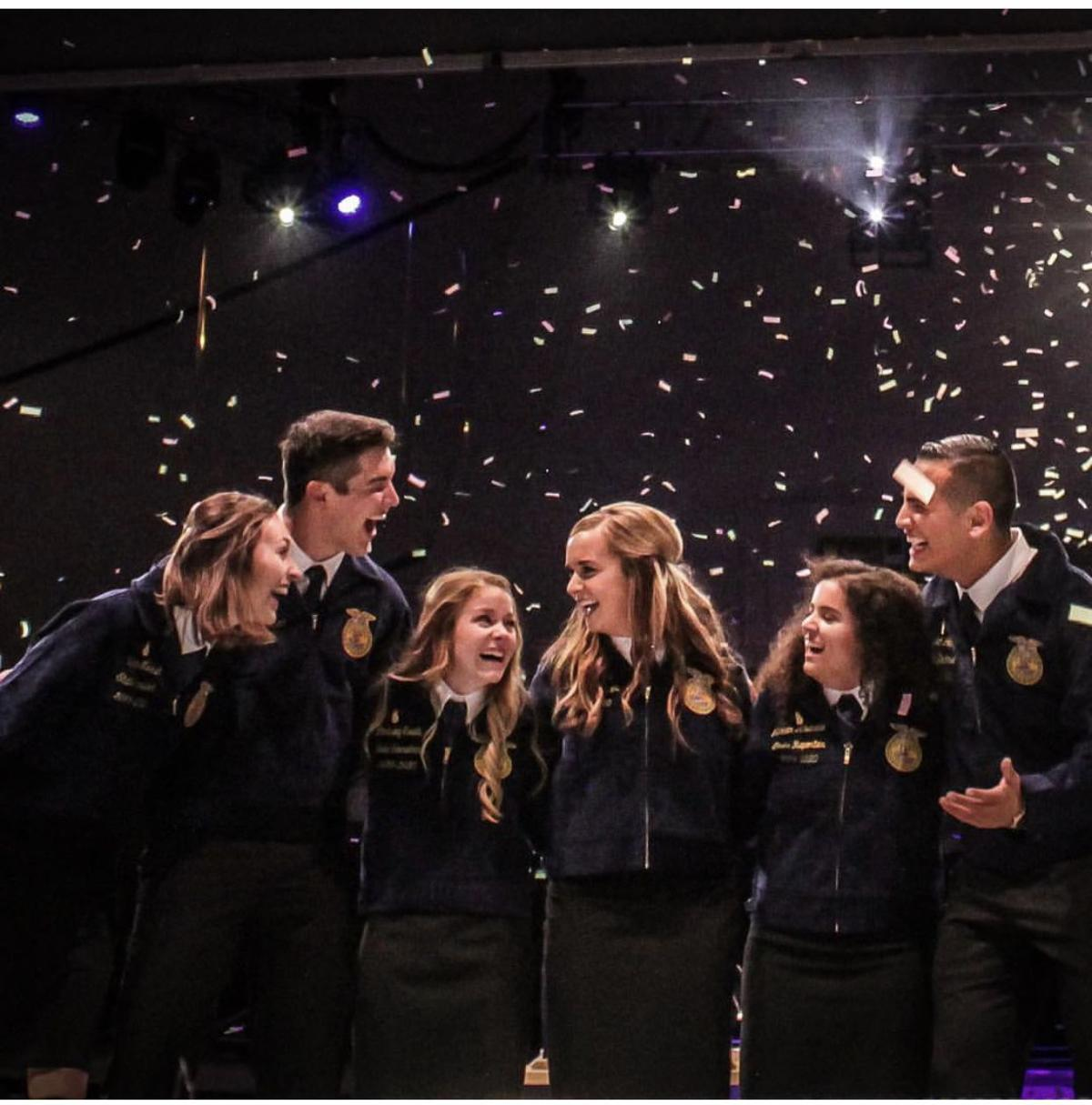Holtville FFA president elected to state leadership team