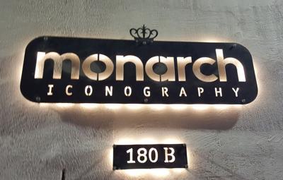 BUSINESS PROFILE: Monarch Iconography Studio
