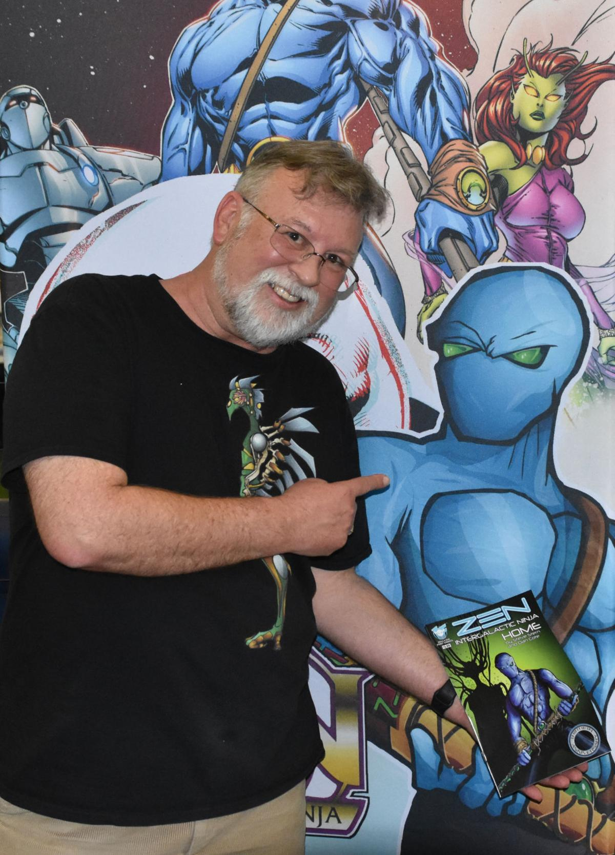 Love rules at Imperial Valley Comic-Con