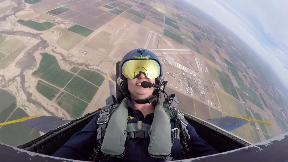 My View: Soaring - My Flight with the Blue Angels