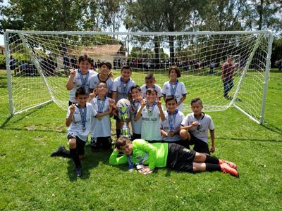 Youth squad wins San Diego league