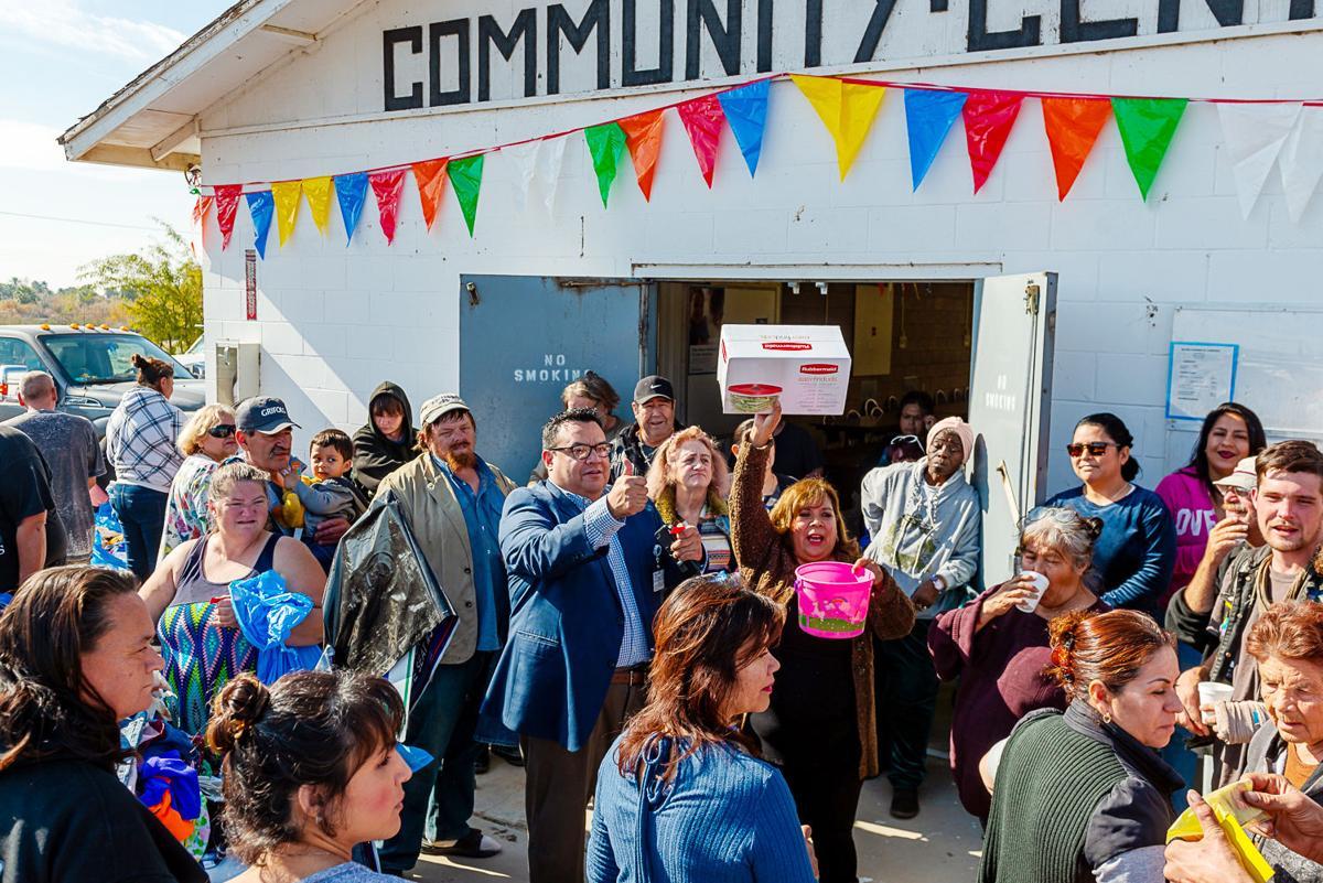Event showcases outreach services