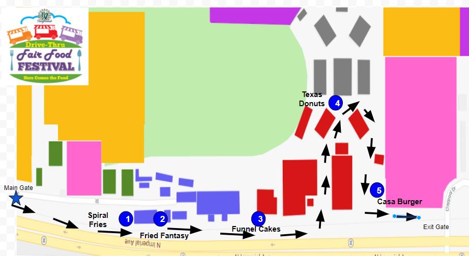 Fairgrounds schedules 2nd Fair Food Fest