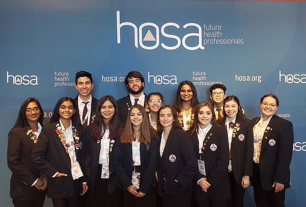 Two Southwest HOSA students place in international competition