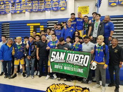 Wildcat wrestling extends historic championship streak