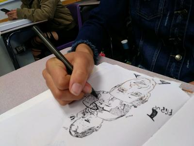 Arts help round out students