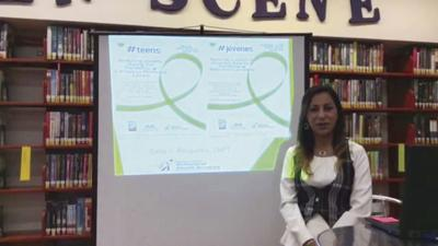 Clinician gives tips to teens for dealing with pandemic anxiety