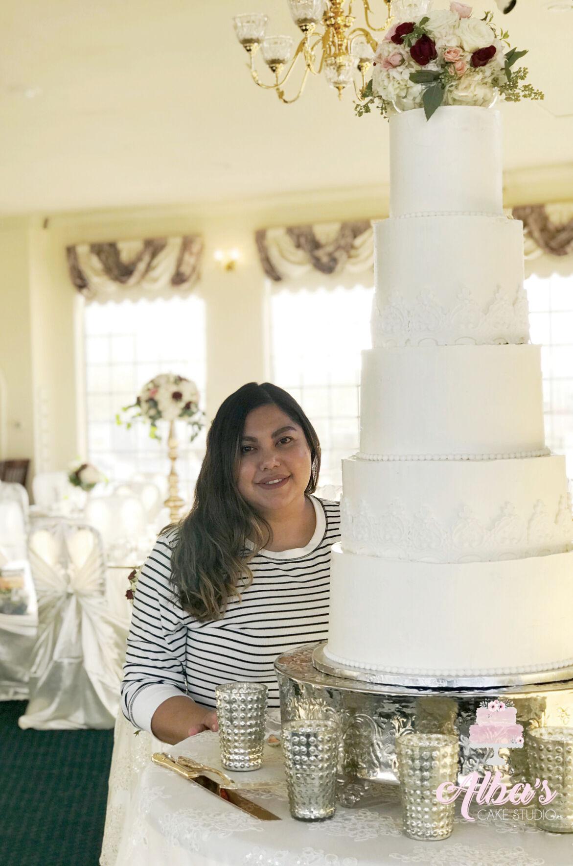 Alba's Cake Studio bakes up tasty treats