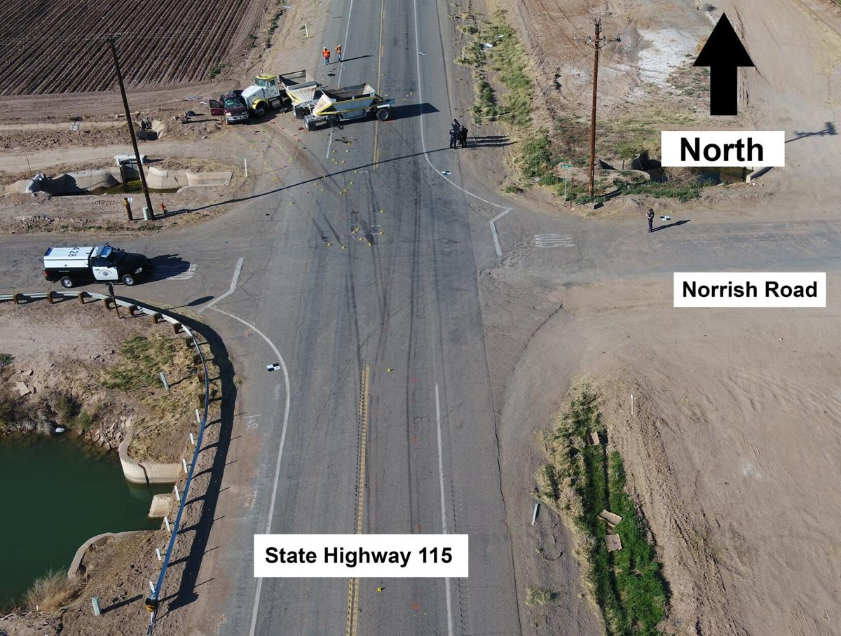 NTSB releases preliminary report on fatal March 2 crash near Holtville