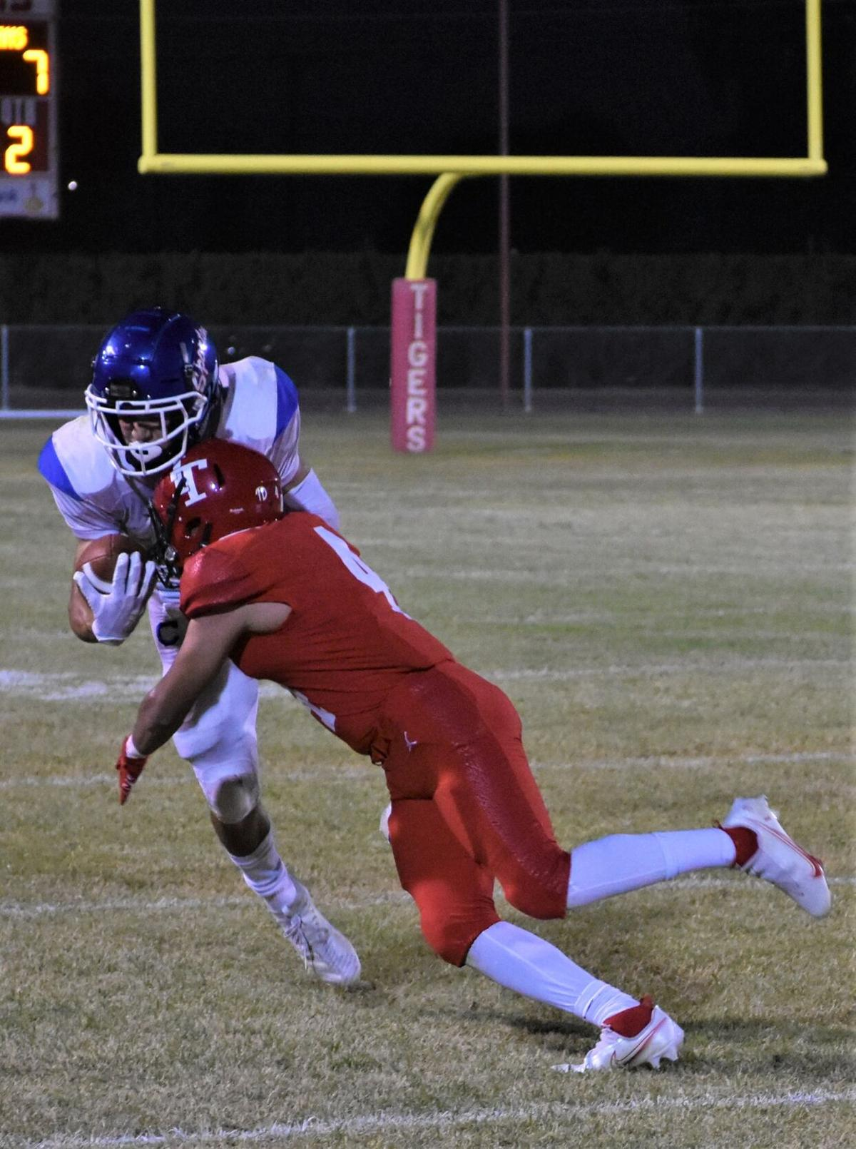 Central football shuts out Imperial in win