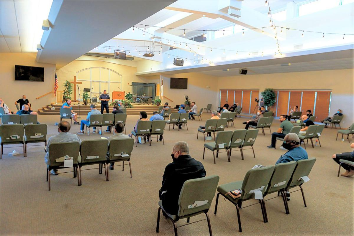 Reopening of El Centro churches postponed