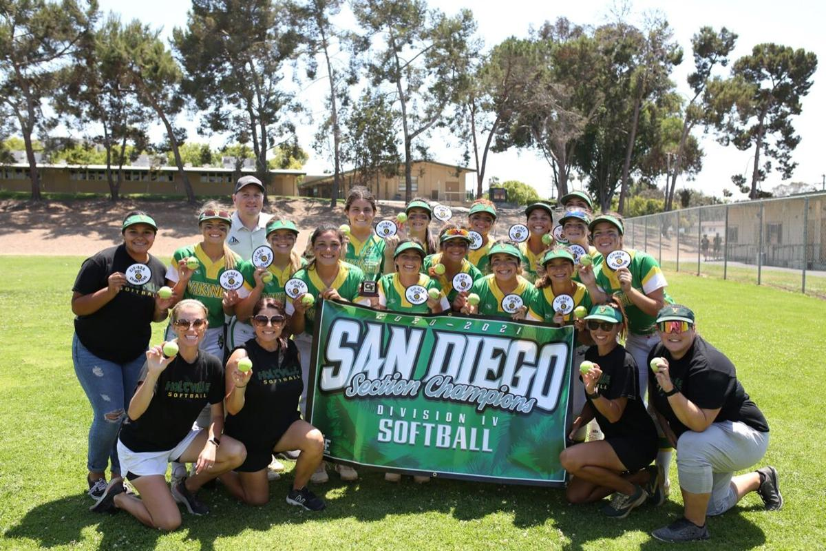 Holtville softball team coached in mental toughness prior to CIF run
