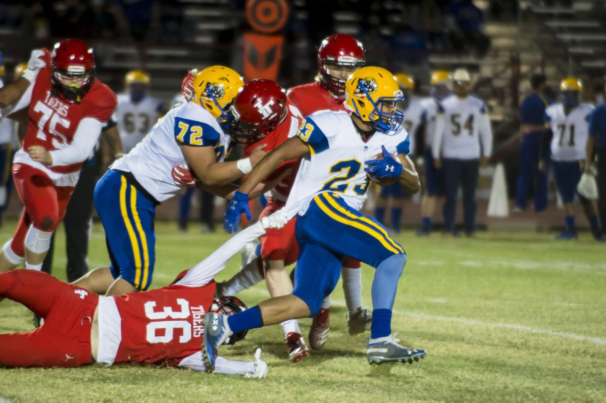 Tough D, Young's legs push Brawley past Imperial