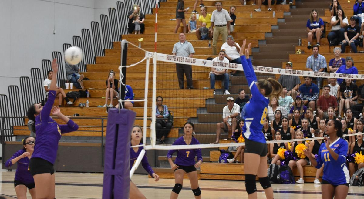 Southwest beats Brawley in five-game thriller