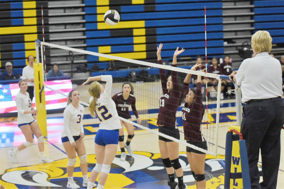 Wildcats set the pace in IVL title hunt with win over Calexico