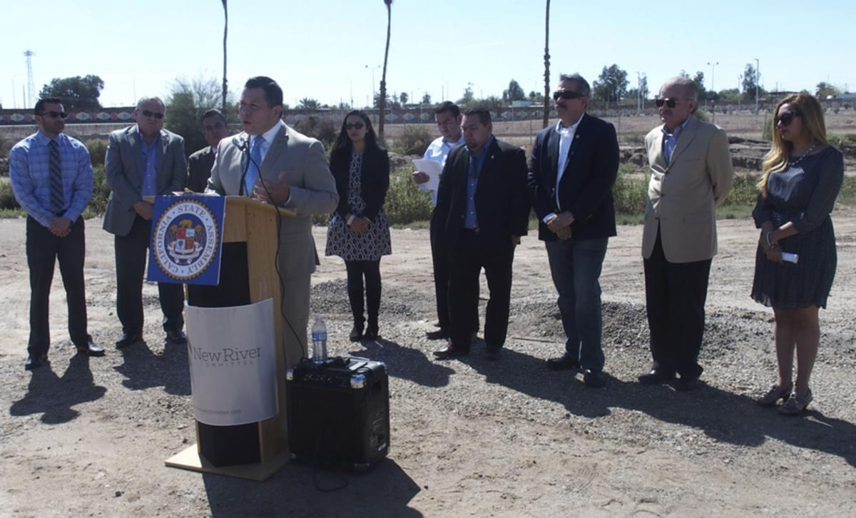 Assemblymember Eduardo Garcia introduces bills on New River, air pollution