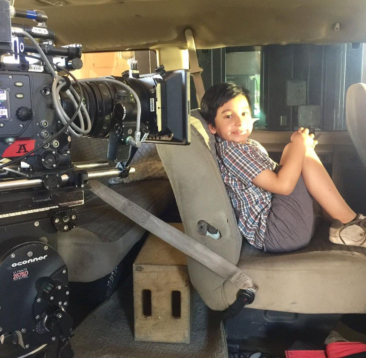 Movie finishes three days of filming in Calexico