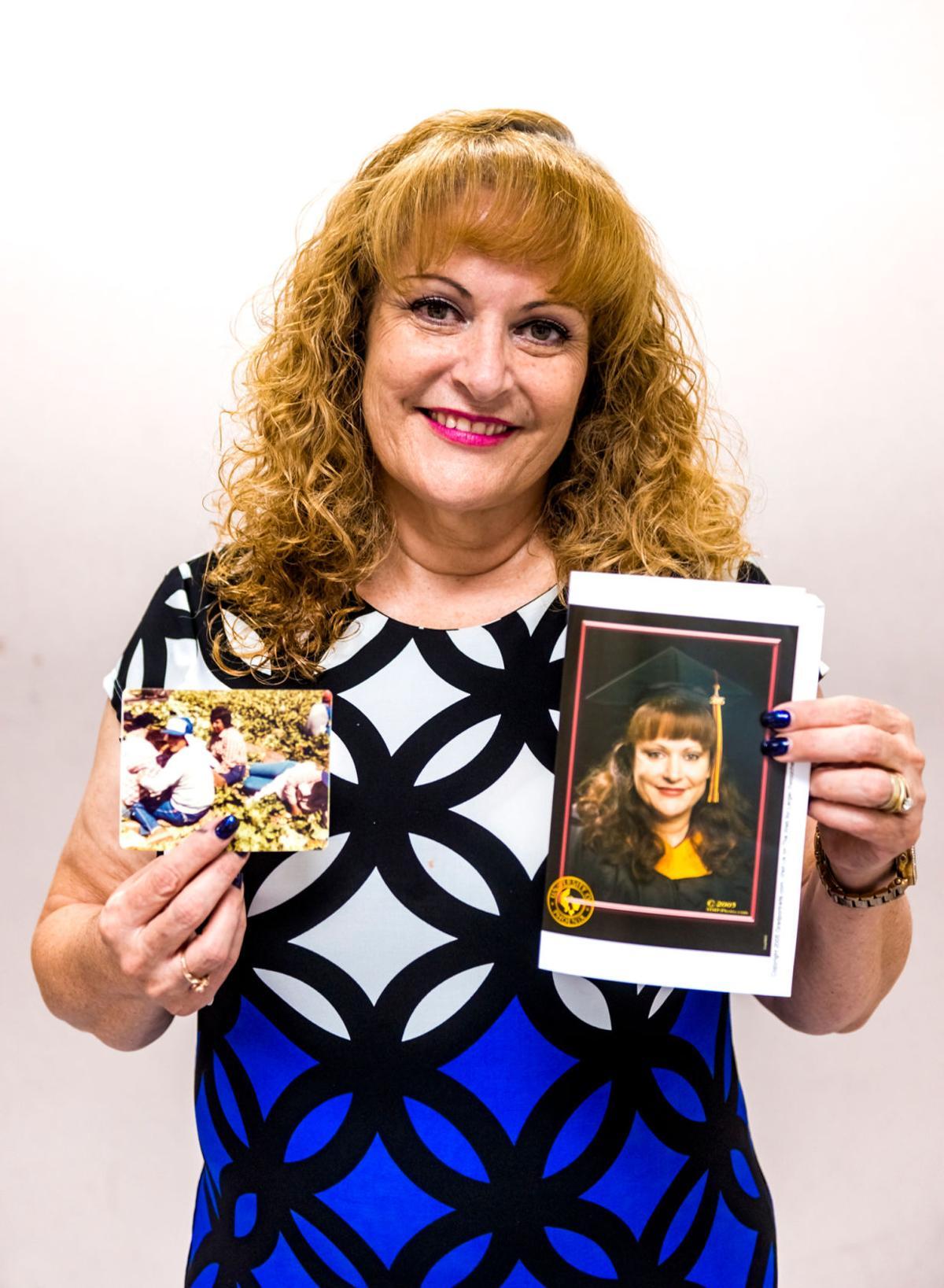 Graciela Palacios: From field worker to ICU nurse