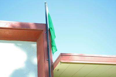 Air quality flag hopes to bring awareness to Imperial