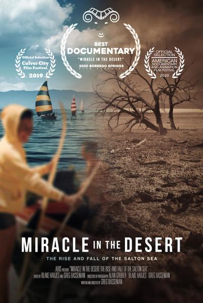 Documentary highlights ailing Salton Sea