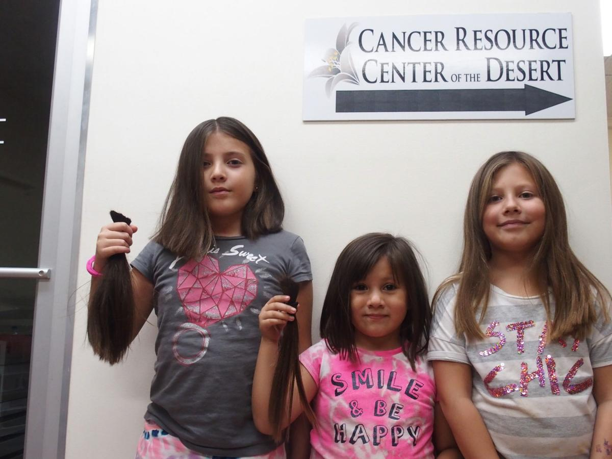 Event reaches out to kids whose lives have been touched by cancer