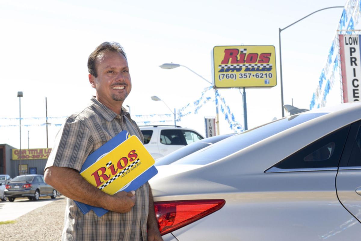 Jesus Rios, Rios Auto Sales